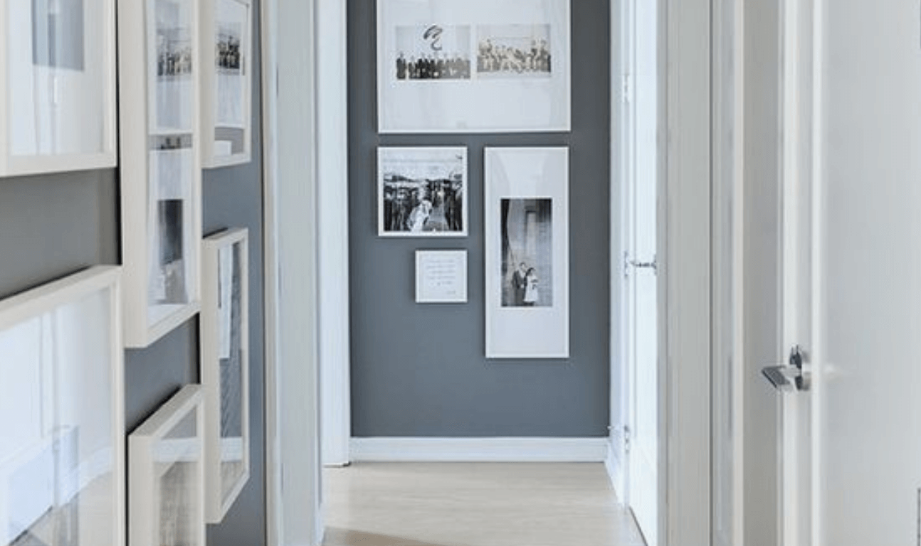 Decorar um corredor