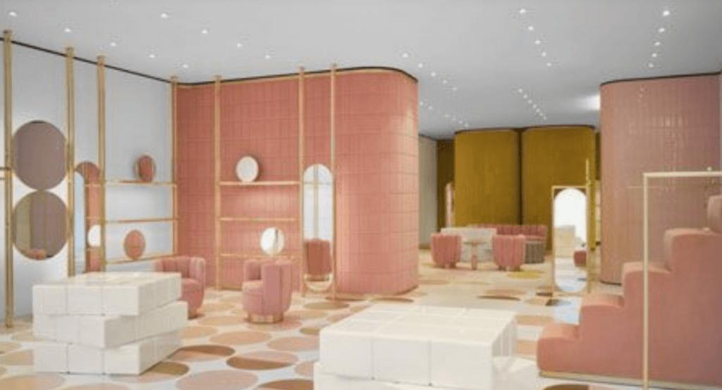 La aplicación de las paredes curvas en la construcción