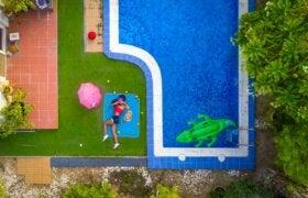 Tipos de piscinas para el jardín