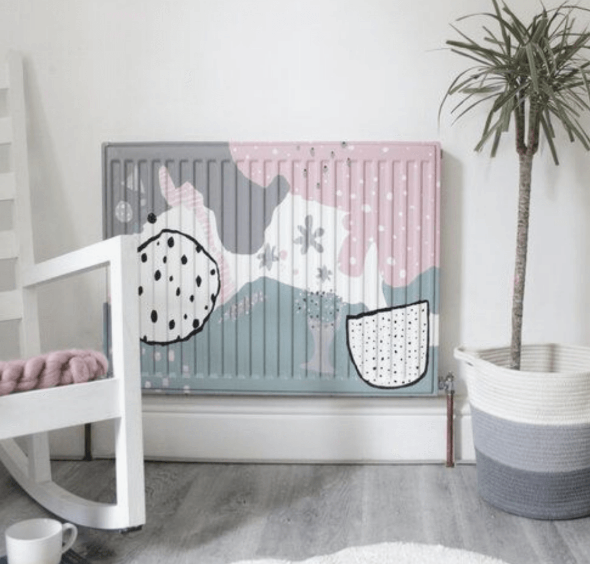 Pintar en casa: los radiadores