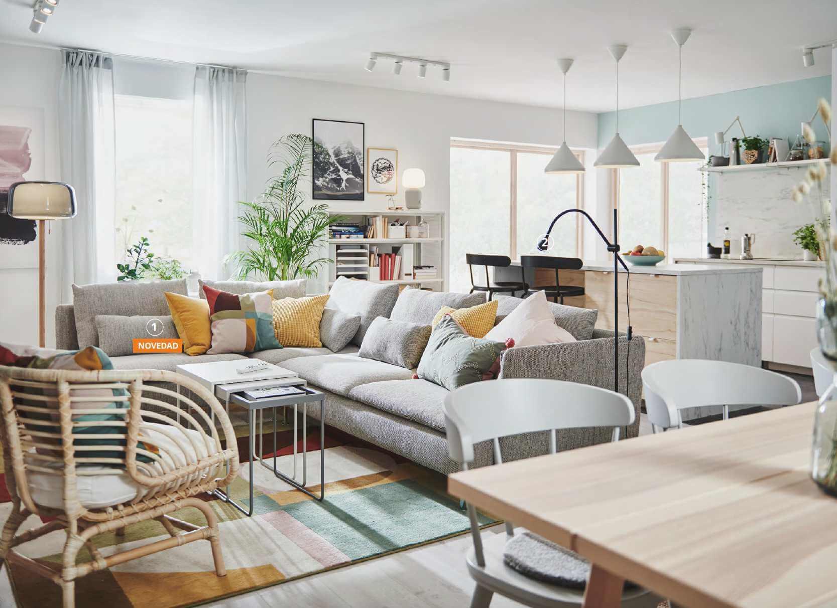 lo nuevo del catálogo de IKEA