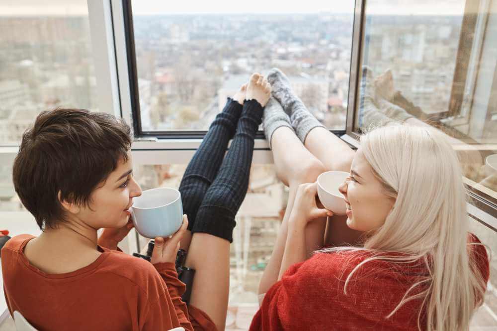Un hogar con buenas vistas es sinónimo de salud mental
