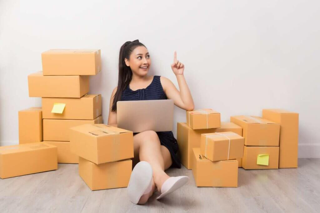 6 ideas para reutilizar tus cajas de cartón