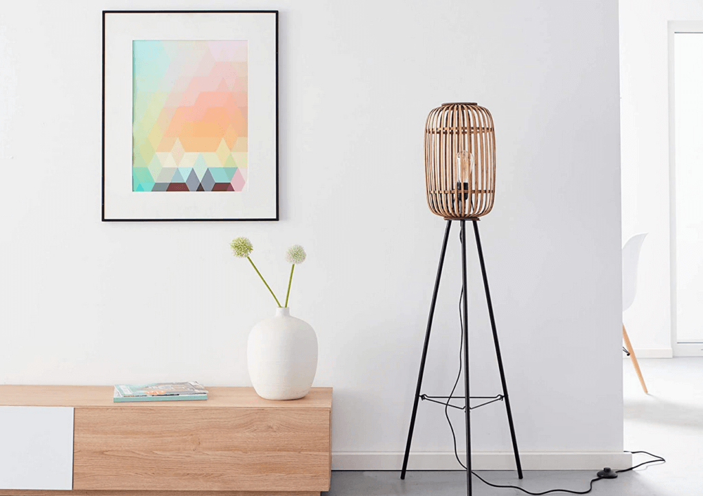 Lámparas de pie: el detalle que iluminará los rincones de tu hogar