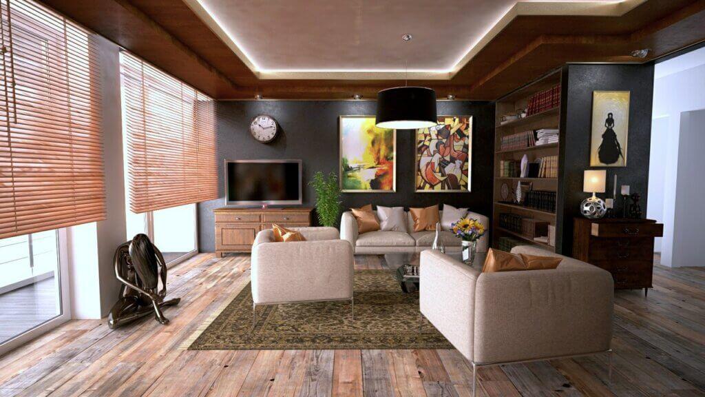 ¿Por qué utilizar obras de arte en la decoración del hogar?
