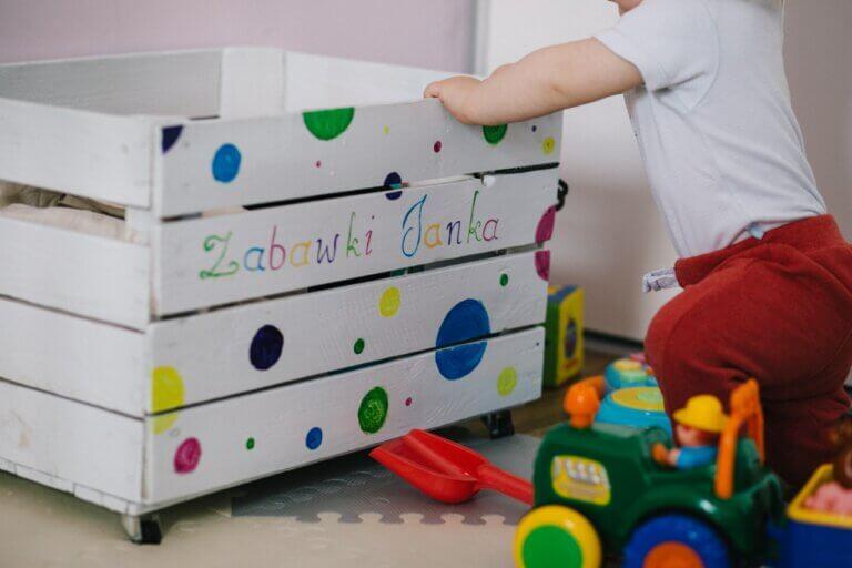 La guía definitiva para ordenar los juguetes de los niños