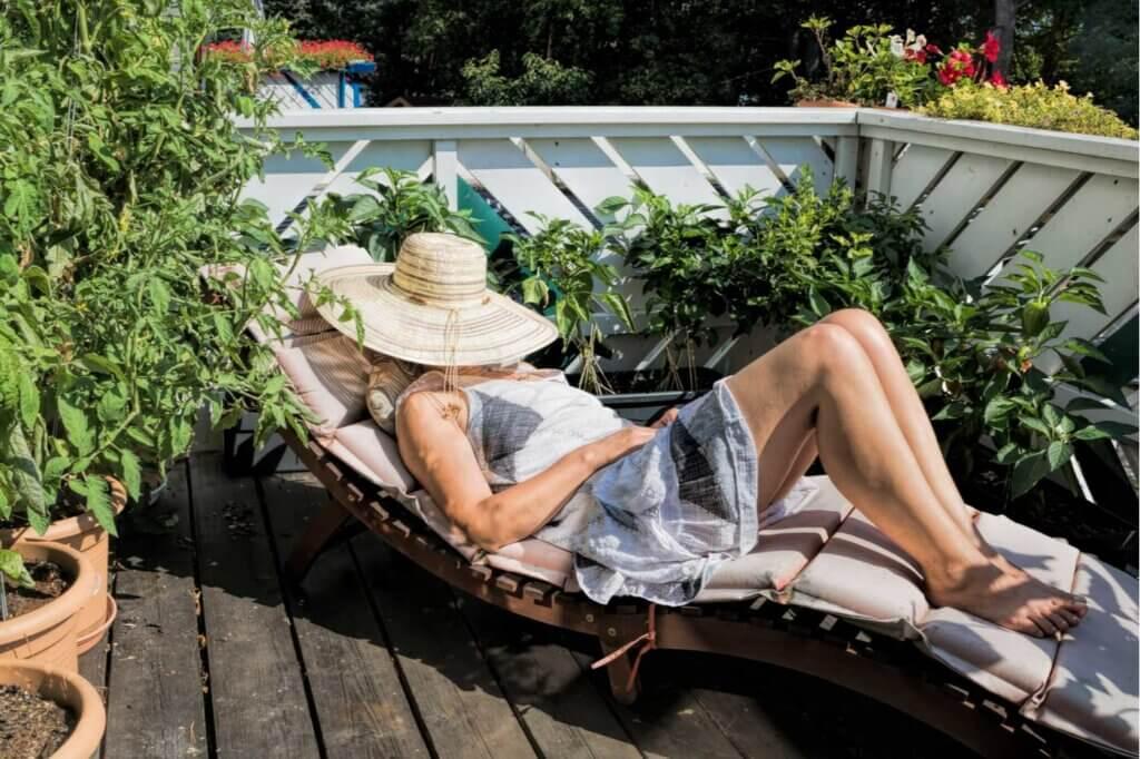 ¿Cómo realizar un solarium en casa?