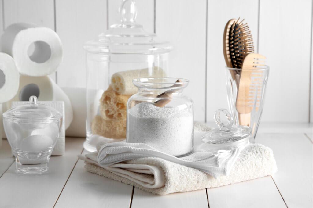 Estos son los accesorios para baño más bonitos del momento