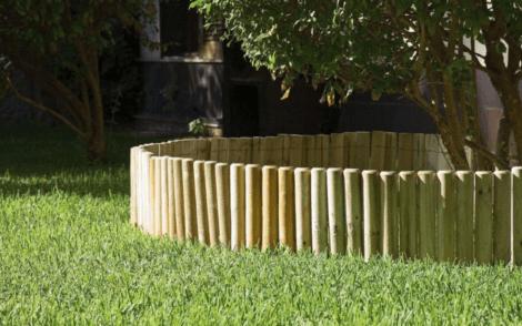 Borduras de jardín