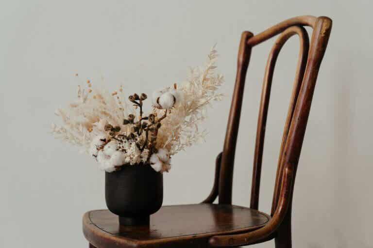 Aprende a secar flores y decora con ellas