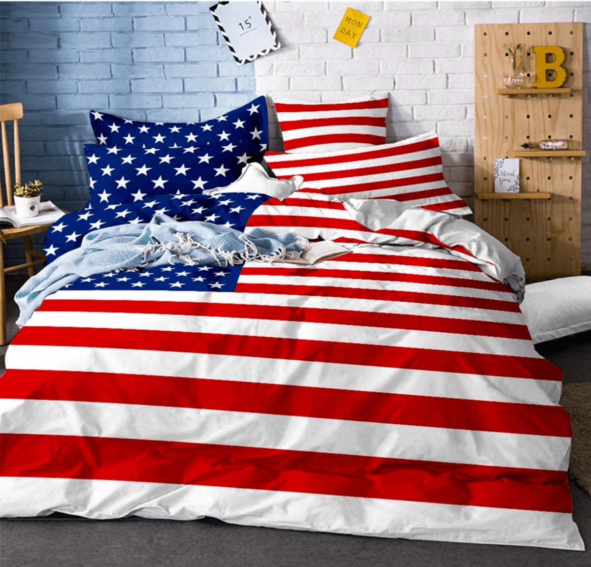 Decoración al más puro estilo americano