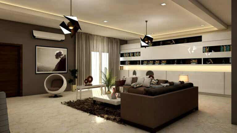 Los 3 estilos decorativos más comunes en pisos de ciudad
