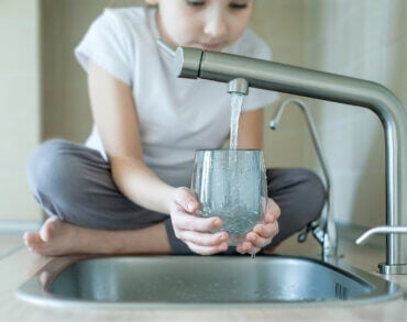 Sistema de agua filtrada: calidad y bienestar