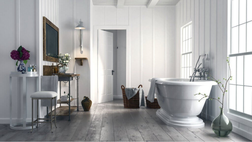 Este es el baño que debes tener según las tendencias
