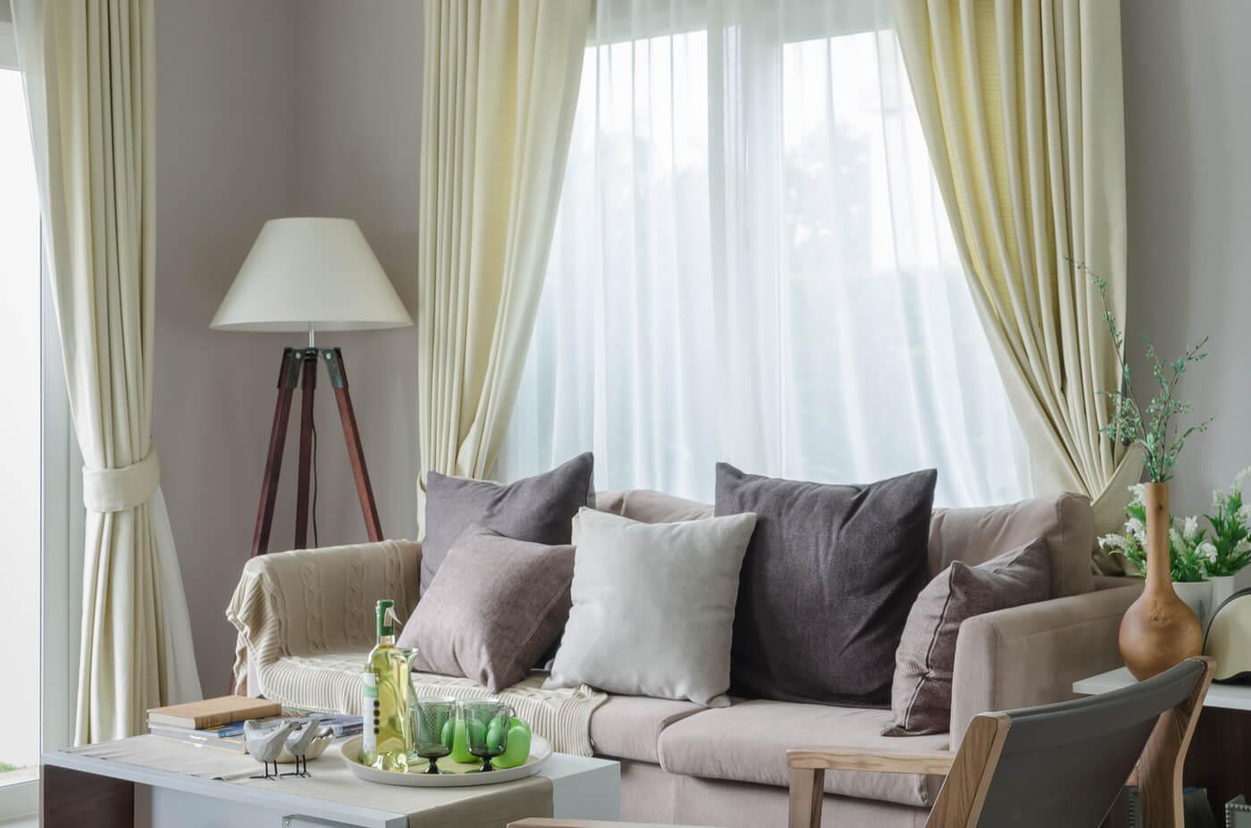 elegir bien las cortinas