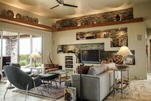 La decoración del hogar debe ofrecer un ambiente saludable