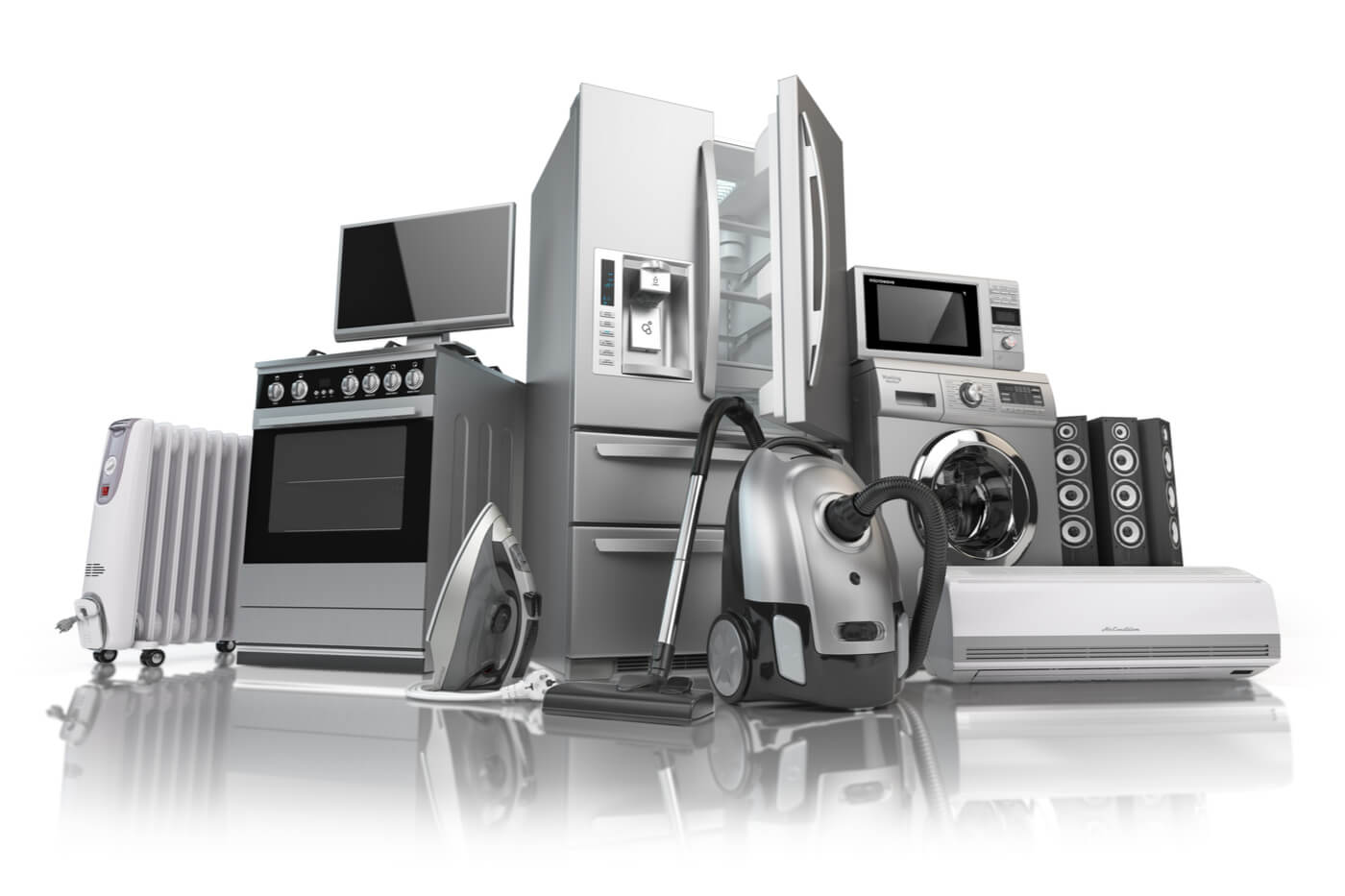 La importancia del acero inoxidable en los electrodomésticos