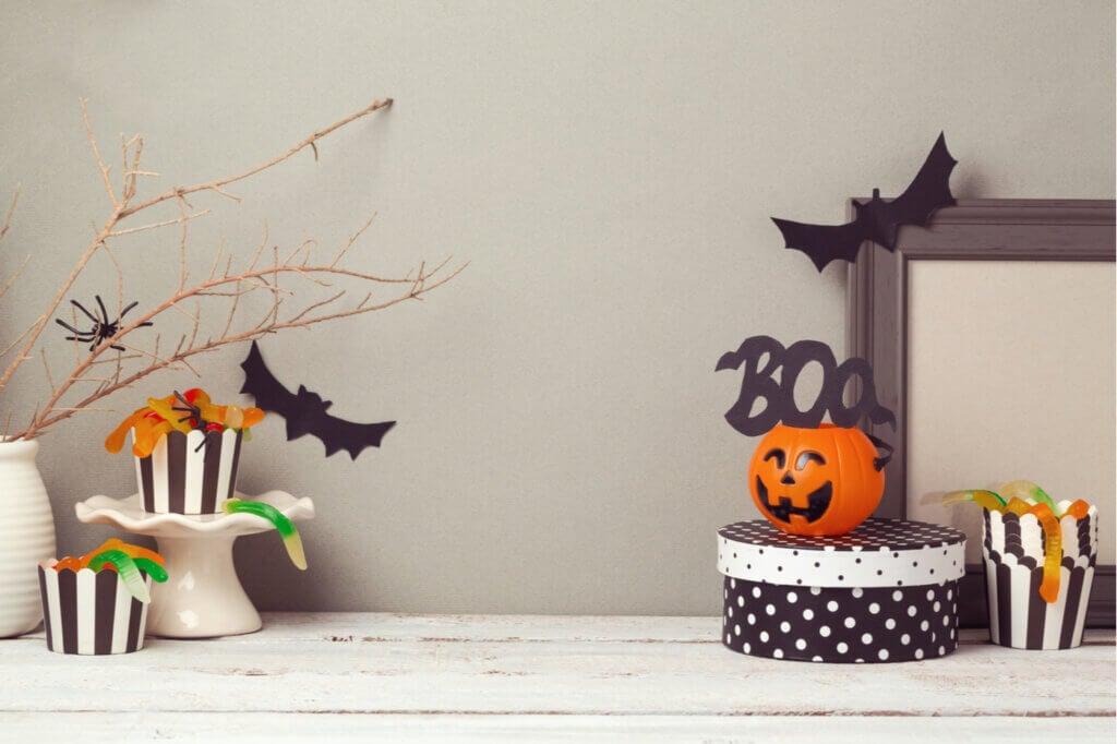 Prepara tu casa para un Halloween muy chic