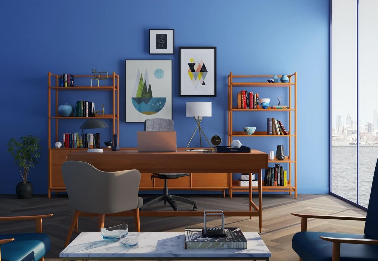 Ideas geniales para crear una pared arty