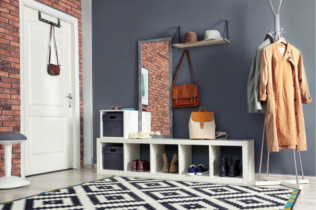 Un recibidor para cada estilo decorativo