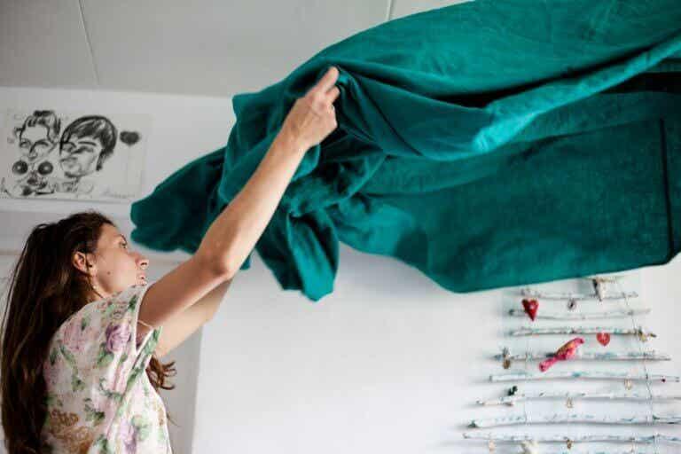 Esta forma de limpiar reduce el estrés y la ansiedad