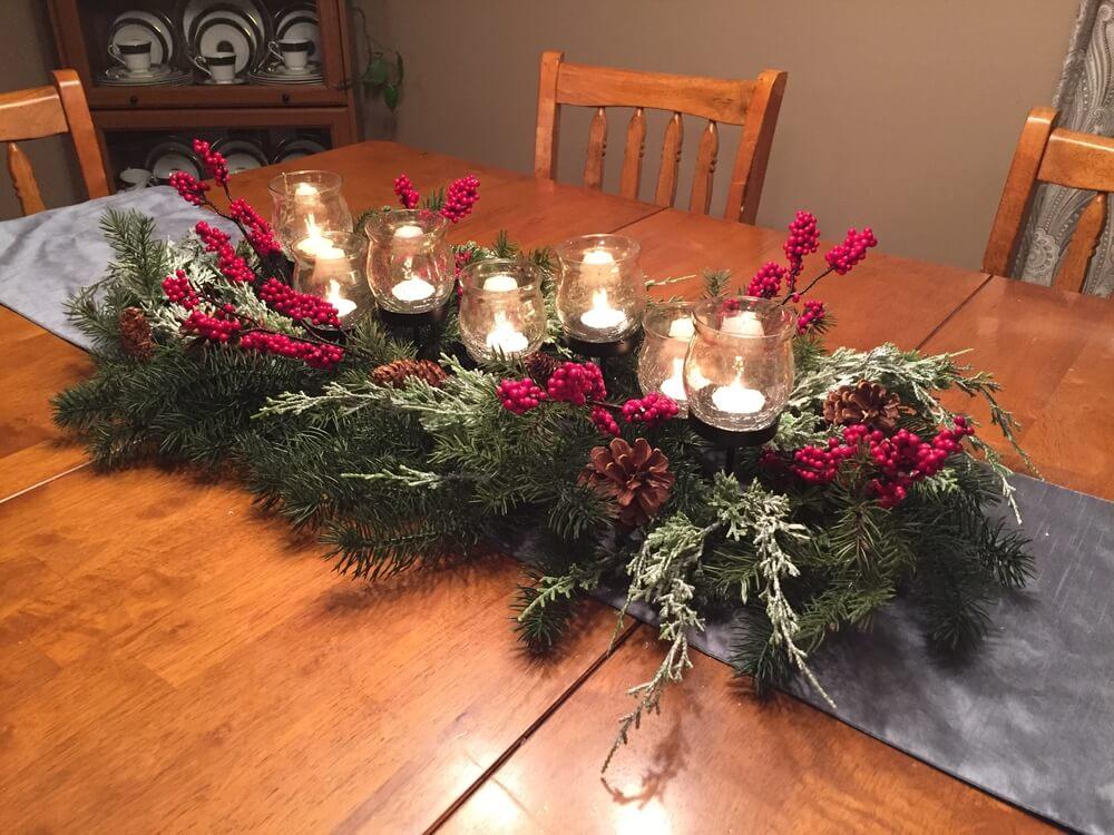 Crea adornos navideños originales