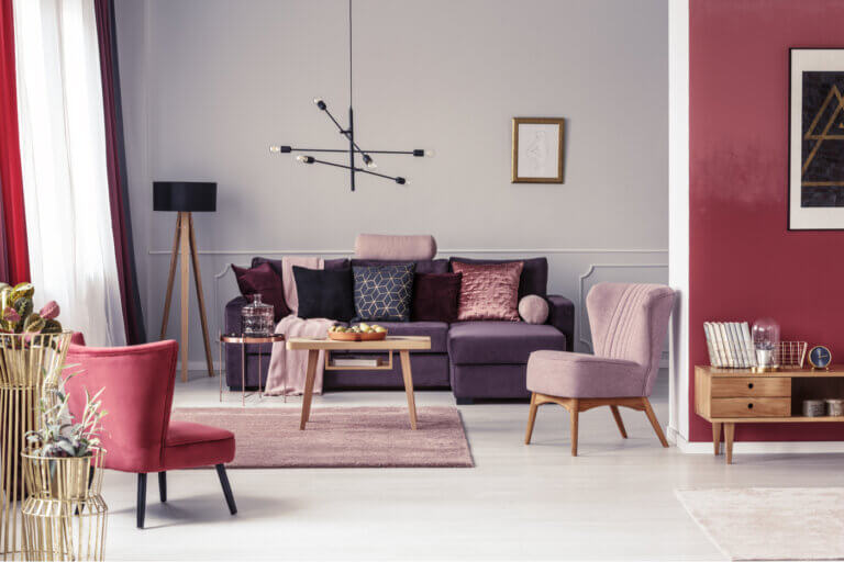 Interiores originales sin caer en convencionalismos