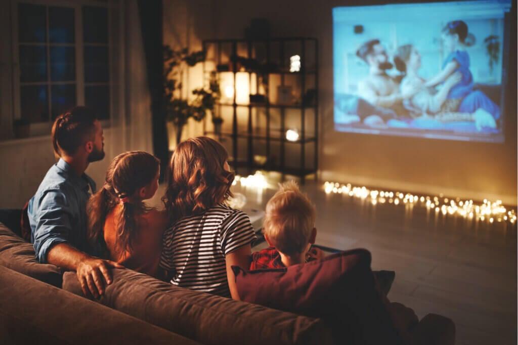 Tipos de proyectores de cine para uso doméstico