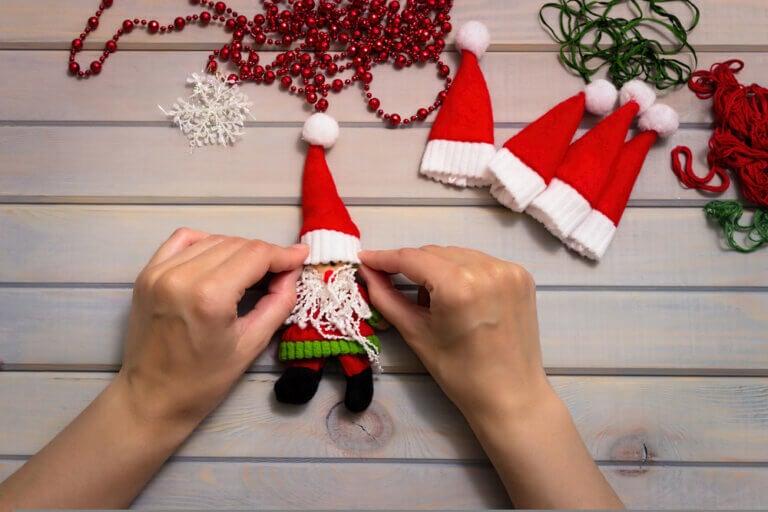 Adornos de Navidad DIY para hacer una tarde lluviosa