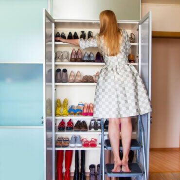 Soluciones para tener ordenado el calzado