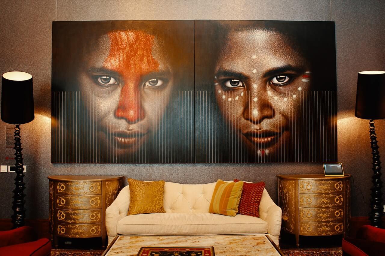 Recursos para decorar una sala de estar