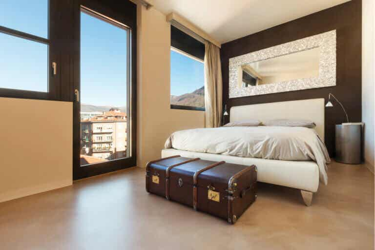El arcón de estilo minimalista: una nueva tendencia para el hogar