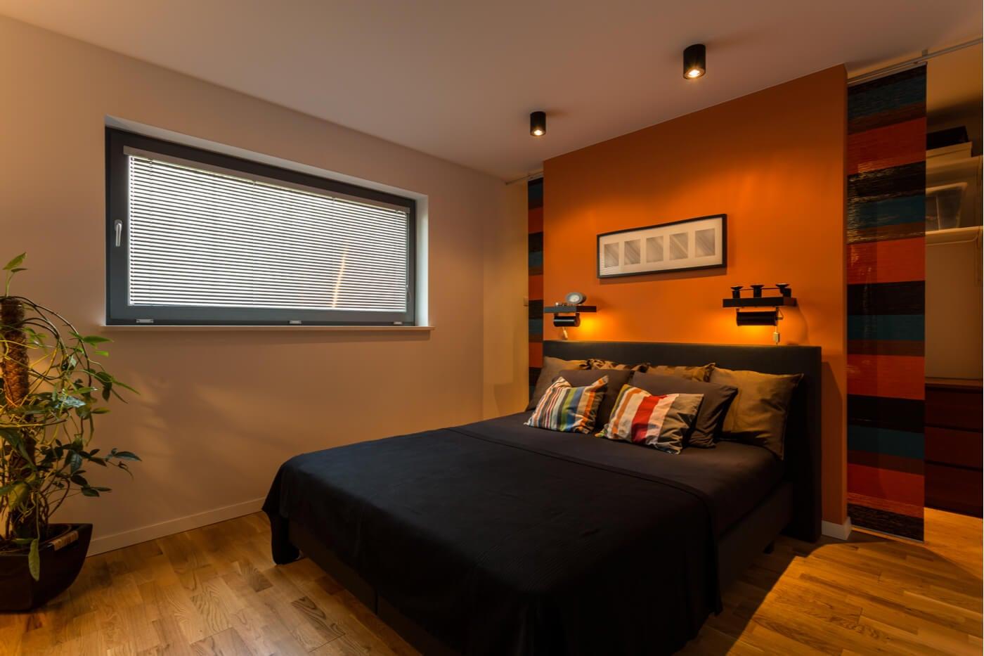 Dormitorio chico: decoración