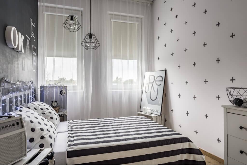 Para pequeños dormitorios, grandes ideas