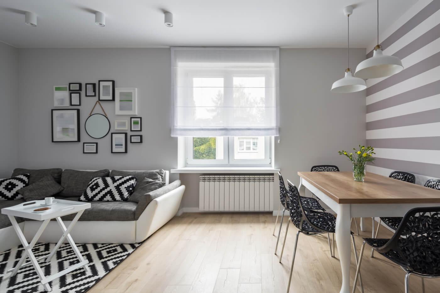 ¿Sabes cómo deben ser las cortinas si tienes una casa pequeña?