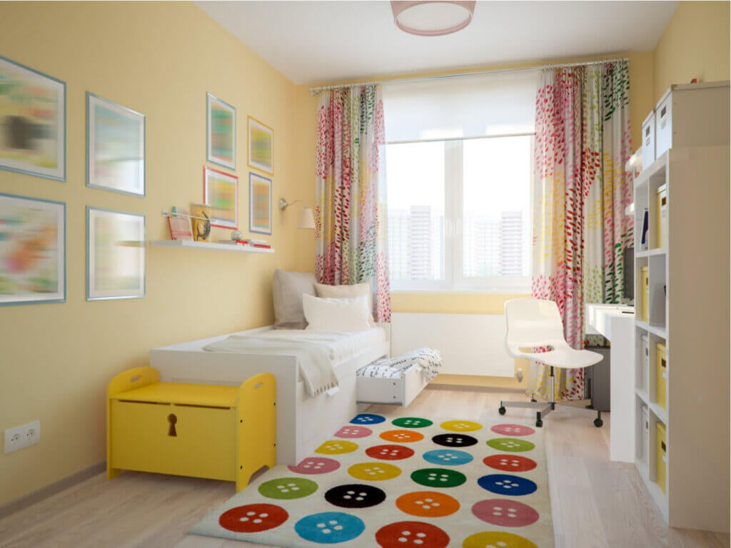 Reglas para aplicar el Feng Shui en la habitación de los niños