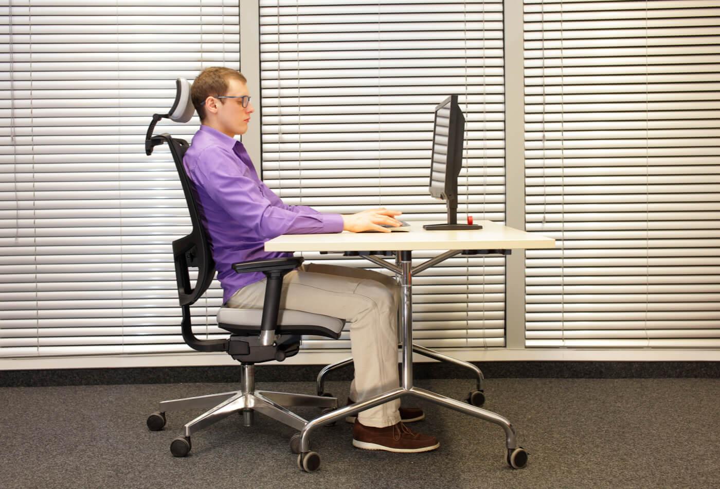 3 tipos de sillas de oficina para el despacho