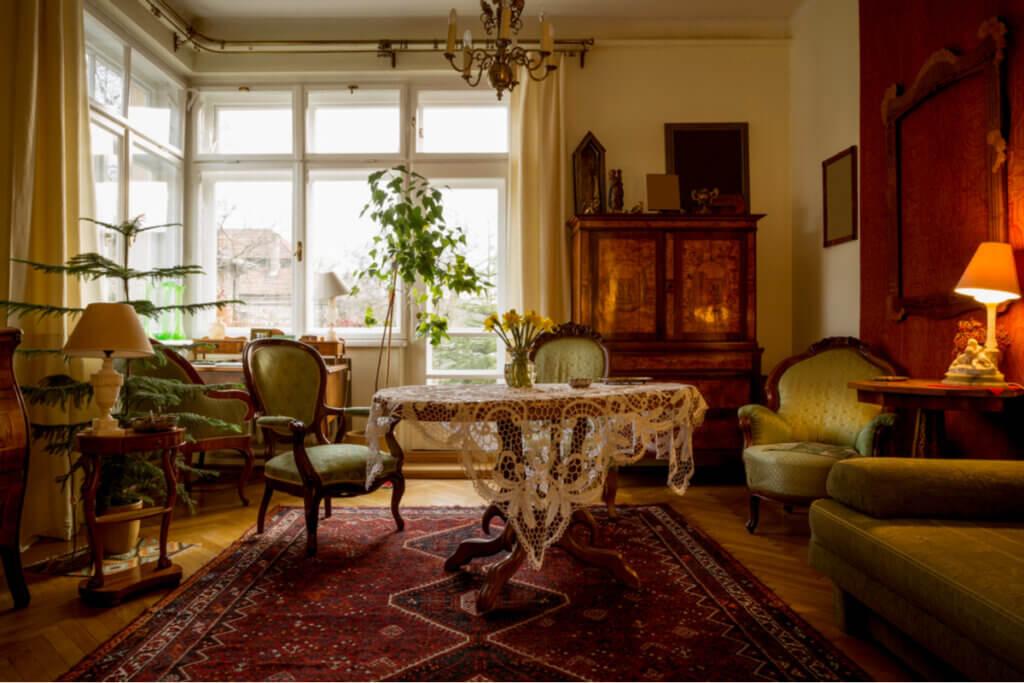 ¿Cómo saber si tenemos el hogar chapado a la antigua?