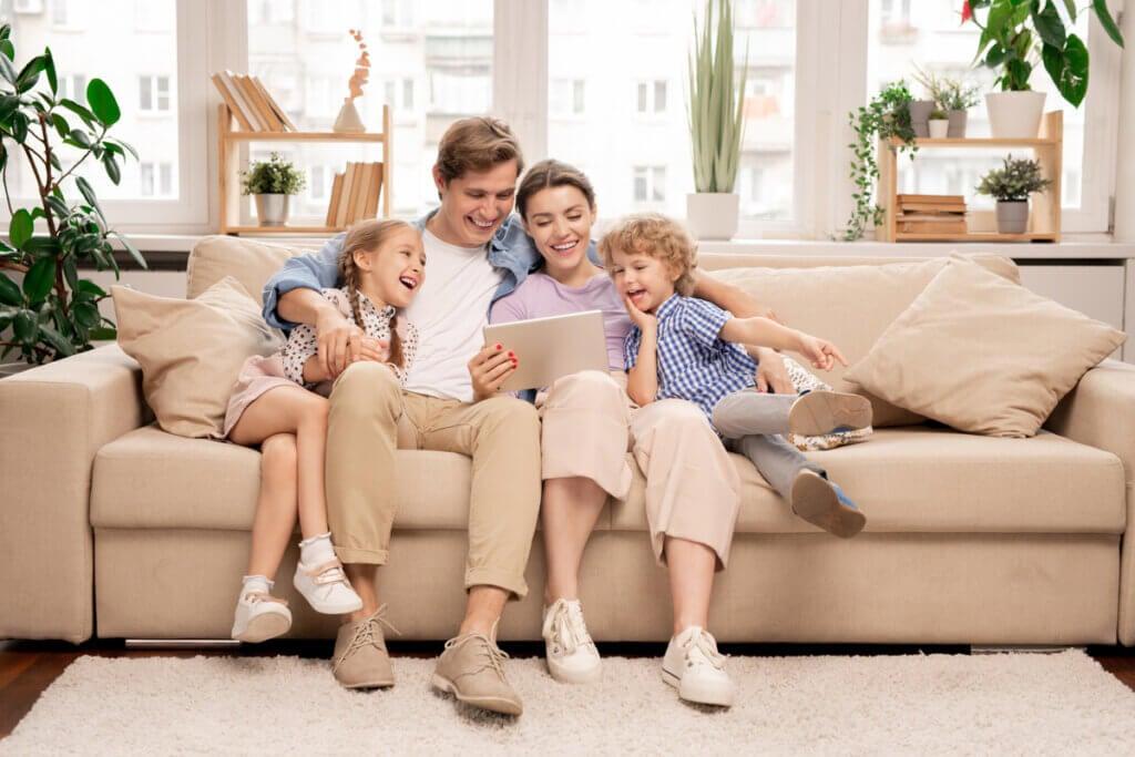 ¿Ambiente húmedo o seco en el hogar?