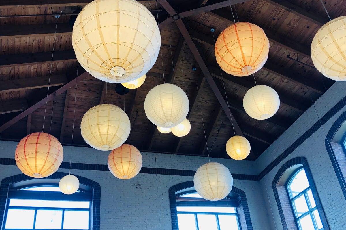 5 tipos de lámparas de globo