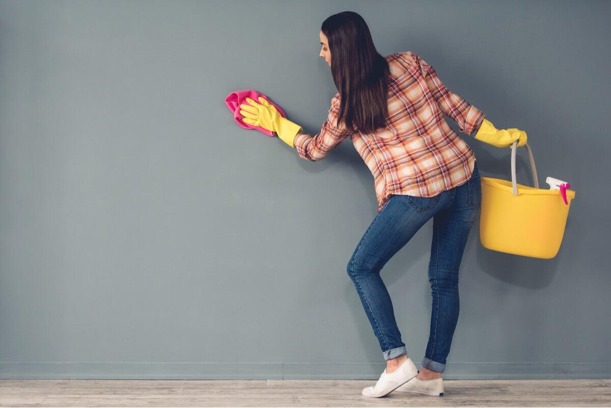 6 mitos de limpieza a examen