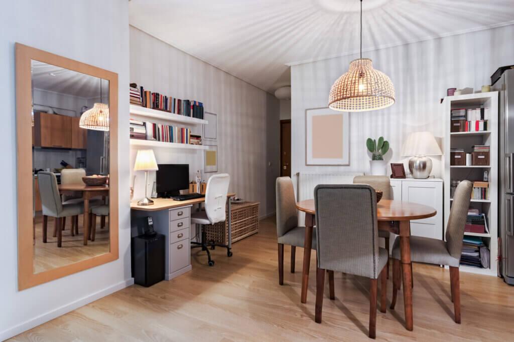 5 tipos de muebles para ahorrar espacio