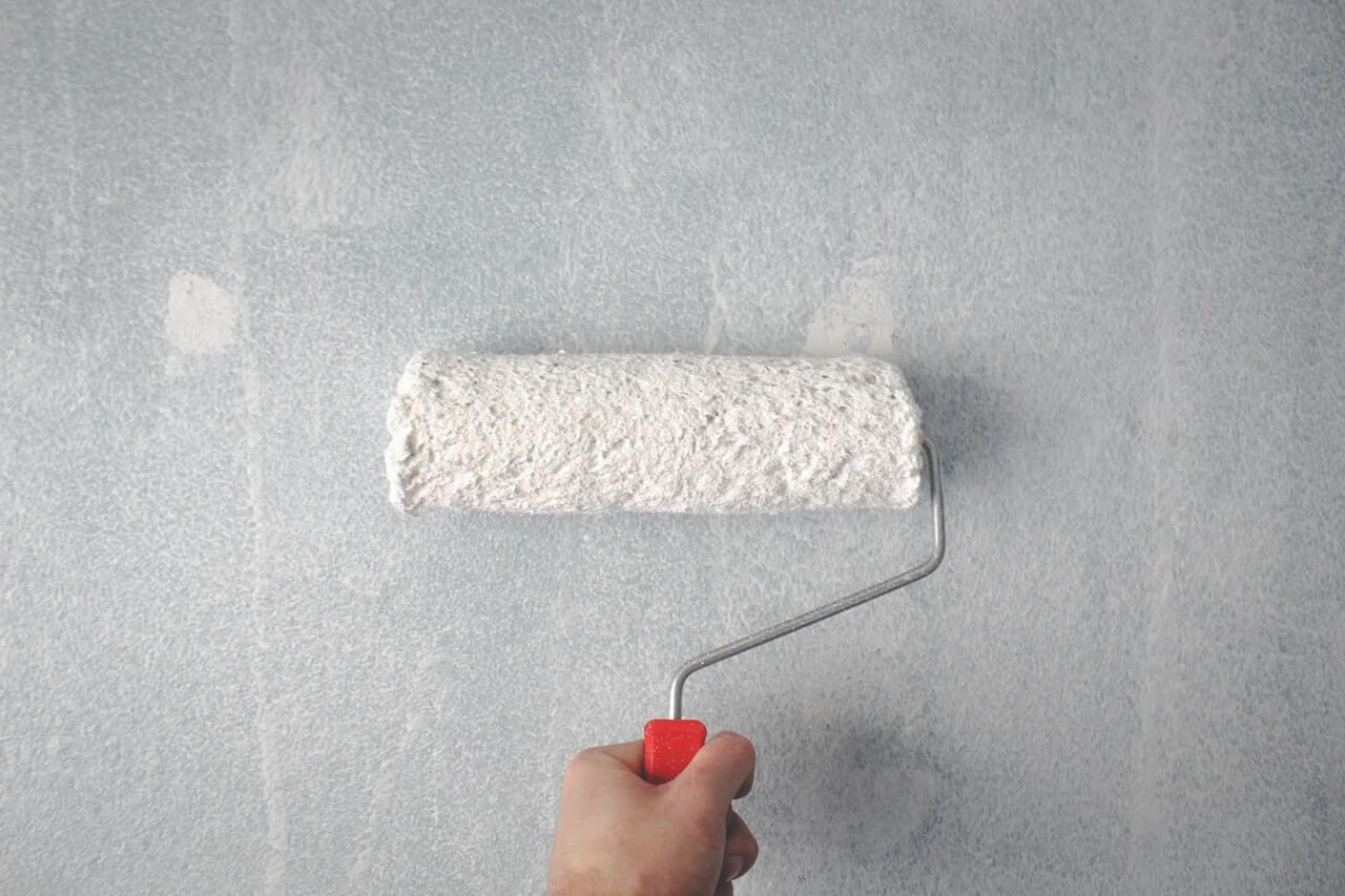 Hogar chapado a la antigua: pintar las paredes
