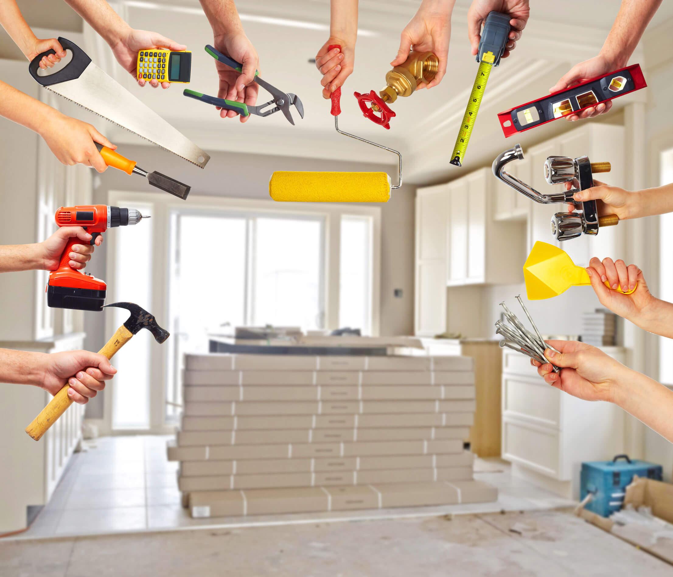 The perfect renovation checklist