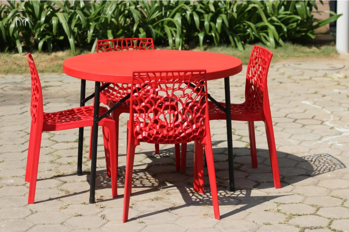 La silla Gruvyer está de moda en las casas