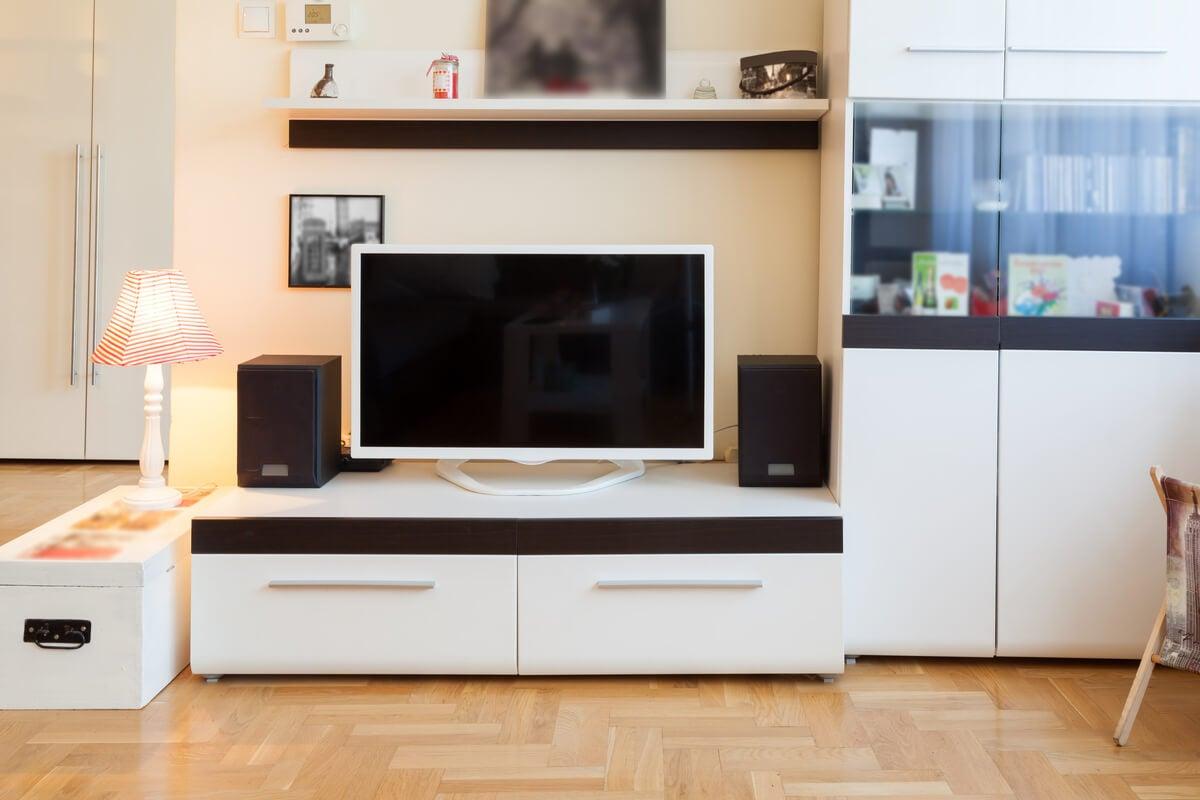 La televisión minimalista ha llegado