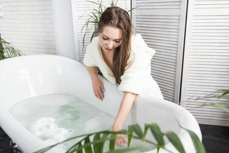6 formas de transformar tu baño en un spa para todos los días