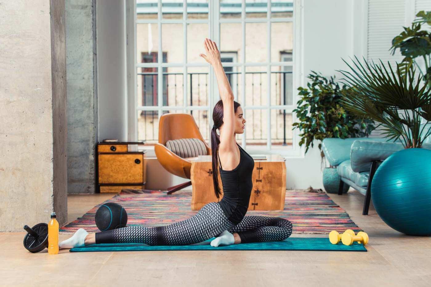 Claves para montar un gimnasio en casa y estar en forma