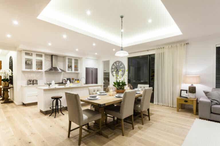 Así puedes conseguir una iluminación sostenible en casa