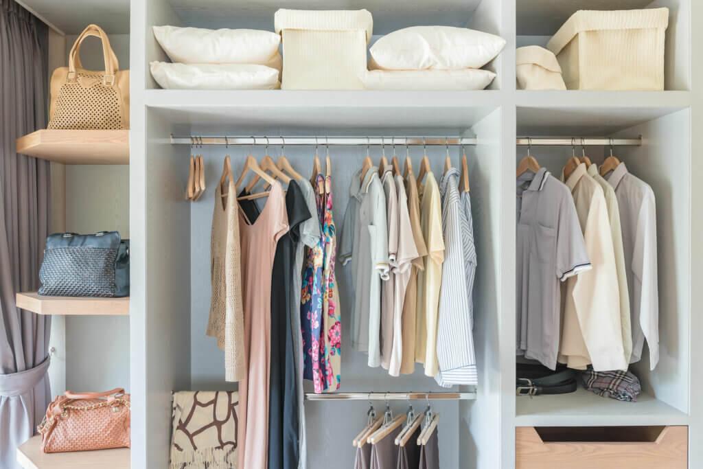 7 ideas para guardar tus bolsos